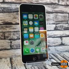 Apple iPhone 5C - 8 GB Wit