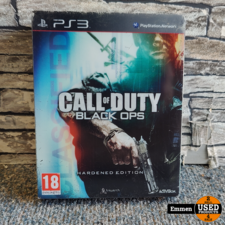 PS3 - Call of Duty Black Ops Hardened Edition