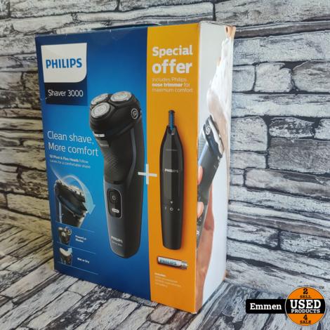 Philips Shaver 3000 - NIEUW
