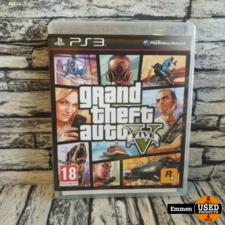 PS3 - GTA V - Grand Theft Auto 5