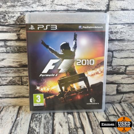 PS3 - F1 2010 - Formule 1 2010