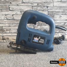 Top Craft TPS 550E - Decoupeerzaag