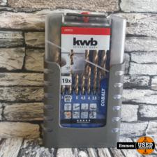 KWB 248920 Cobalt - 19-delig Spiraalborenset (Nieuw)