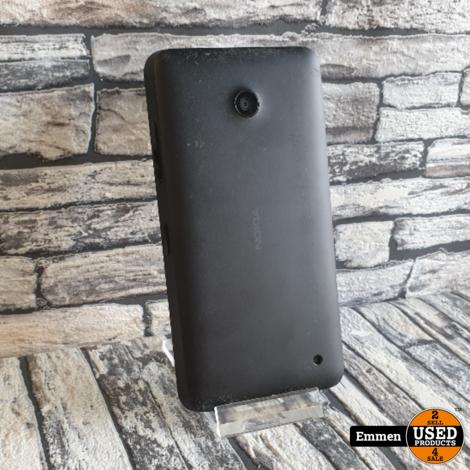 Nokia Lumia 635 - Zwart
