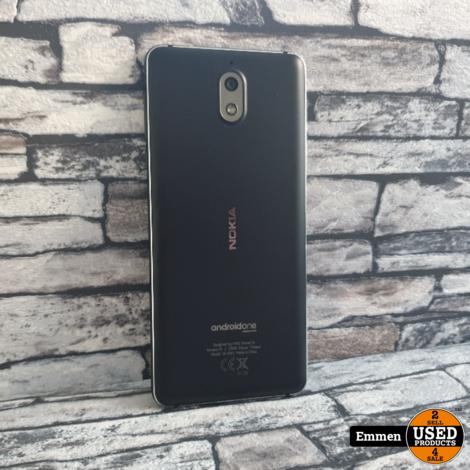 Nokia 3.1 - TA-1063 - Zwart