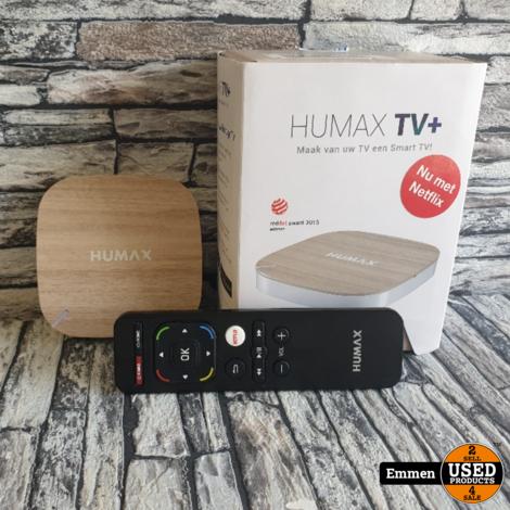 Humax TV + H3 Netflix