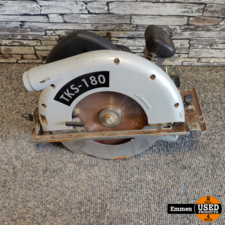 TopCraft TKS-180 - Cirkelzaag 1200 Watt