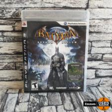 PS3 - Batman Arkham Asylum