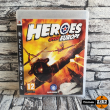 PS3 - Heroes over Europe