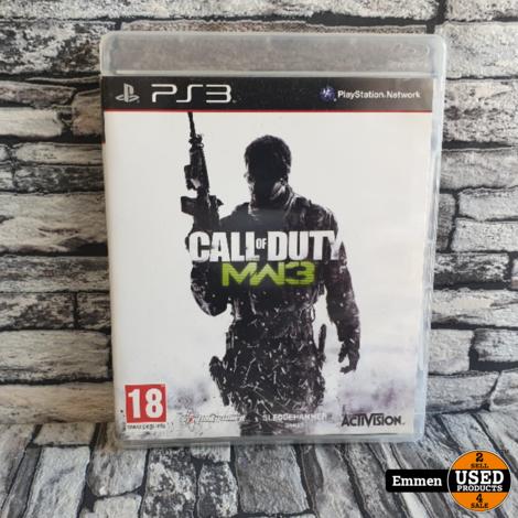 PS3 - Call of Duty Modern Warfare 3
