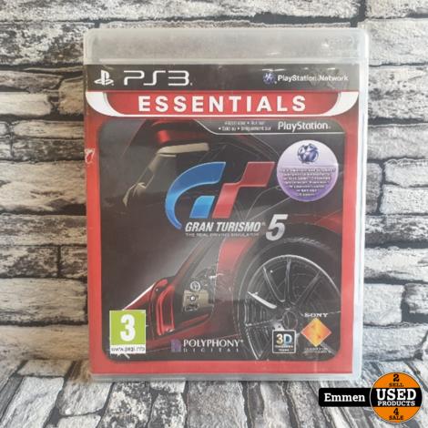 PS3 - Gran Turismo 5 (Essentials)