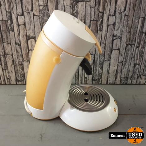 Philips Senseo HD7810 - Wit met padhouder voor 1 pad