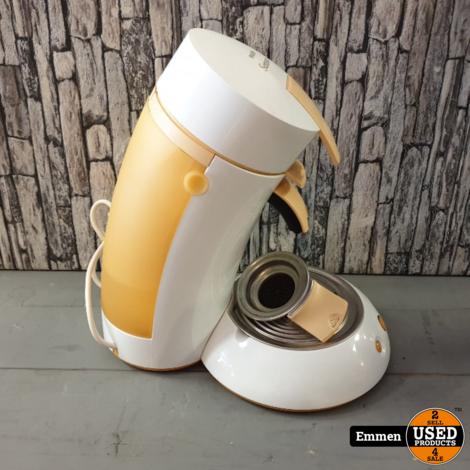 Philips Senseo HD7810 - Wit met padhouder voor 1 en 2 pads