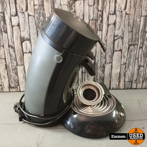 Philips Senseo HD7810 - Zwart met padhouder voor 1 en 2 pads