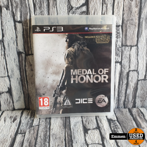 PS3 - Medal of Honor