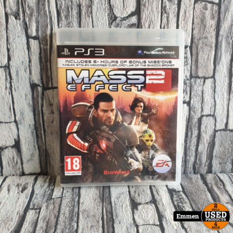 PS3 - Mass Effect 2