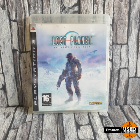 PS3 - Lost Planet - Extreme Condition