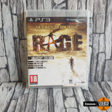 PS3 - Rage - Anarchy Edition