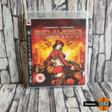 PS3 - Command & Conquer Red Alert 3 - Ultimate Edition