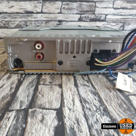 Sony CDX-GT230 - Autoradio met CD en AUX