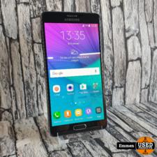 Samsung Galaxy Note 4 - Zwart (zonder pen)