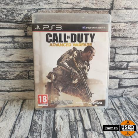 PS3 - Call of Duty Advanced Warfare