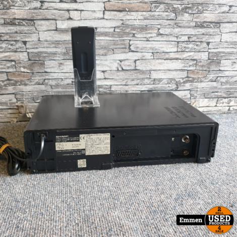 Sharp VC-M19 - Videorecorder