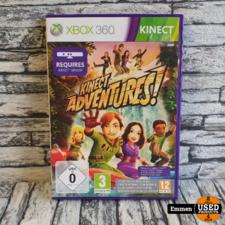 XBOX360 - Kinect Adventures