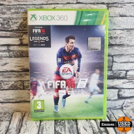 XBOX360 - FIFA 16