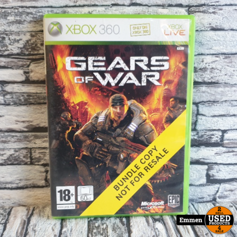 XBOX360 - Gears of War