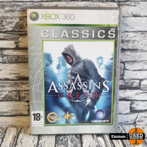 XBOX360 - Assassin's Creed