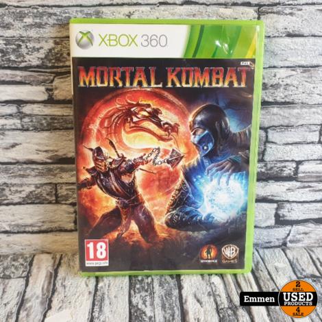 XBOX360 - Mortal Kombat