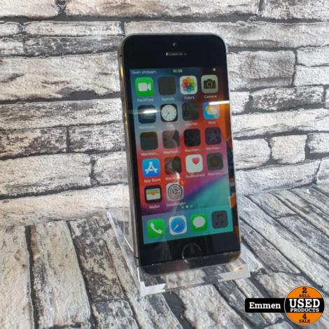 Apple iPhone 5s - 16 GB Space Grey
