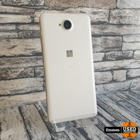 Microsoft Lumia 650 - 16 GB Wit - Windows 10 Mobile