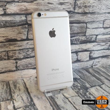 Apple iPhone 6 - 64 GB Wit - Batterijconditie: 85%