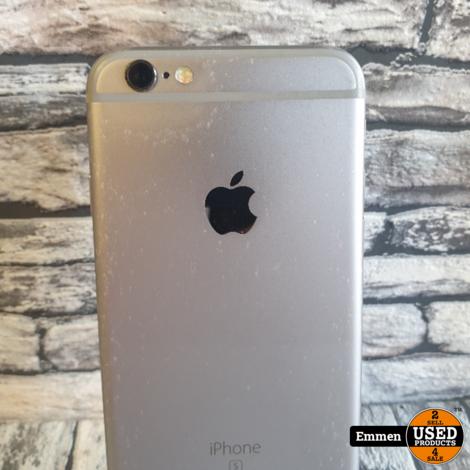 Apple iPhone 6s - 32 GB Zwart - Batterijconditie: Reparatie