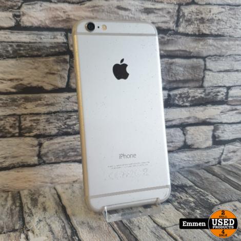 Apple iPhone 6 - 64 GB Wit - Batterijconditie: 93%