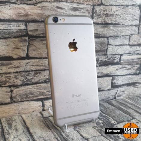 Apple iPhone 6 - 64 GB Zwart - Batterijconditie: 99%