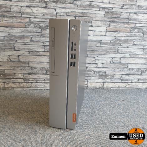 Lenovo IdeaCentre - AMD A6 - SSD - Desktop PC