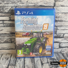 PS4 - Farming Simulator 19