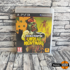 PS3 - Red Dead Redemption - Undead Nightmare