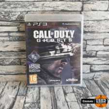 PS3 - Call of Duty Ghosts