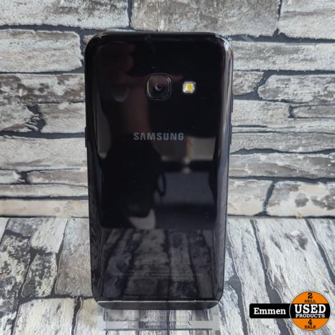Samsung Galaxy A3 (2017) - Zwart