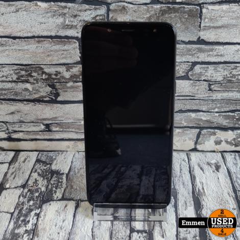 Samsung Galaxy J6 - Zwart Dual Sim