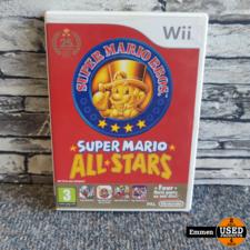 Wii - Super Mario AllStars