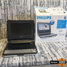 Philips PET730/00 - 7 inch Portable DVD Speler