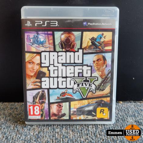 PS3 - GTA V