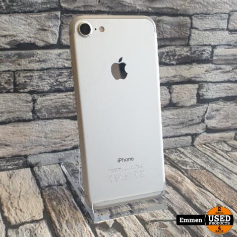 Apple iPhone 7 - 32 GB Wit - Batterijconditie: 84%