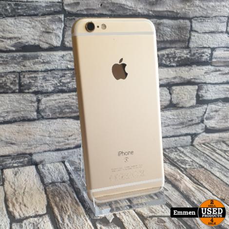 Apple iPhone 6s - 32 GB Gold - Batterijconditie: 84%