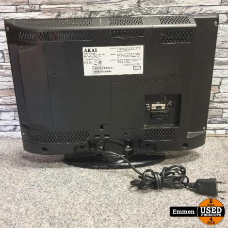 Akai ALD1914T - 19 Inch LCD TV (zonder afstandsbediening)